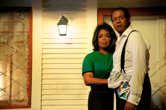 Oprah Winfrey and Forest Whitaker star in this civil rights drama, which plays more like a long trailer (Picture: Anne Marie Fox)
