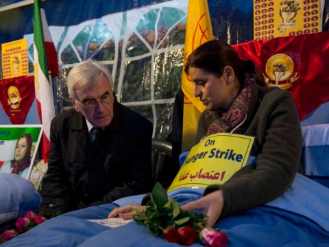 Hunger strikers vow: 'We'll die if it saves the lives of others'