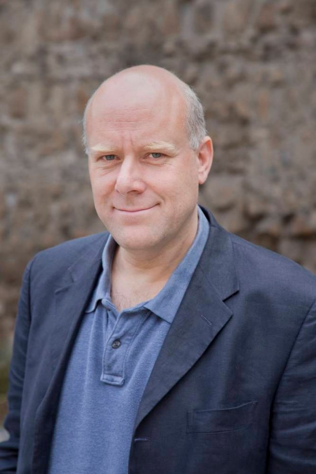 English Passengers author Matthew Kneale (Picture: Liana Miuccio)