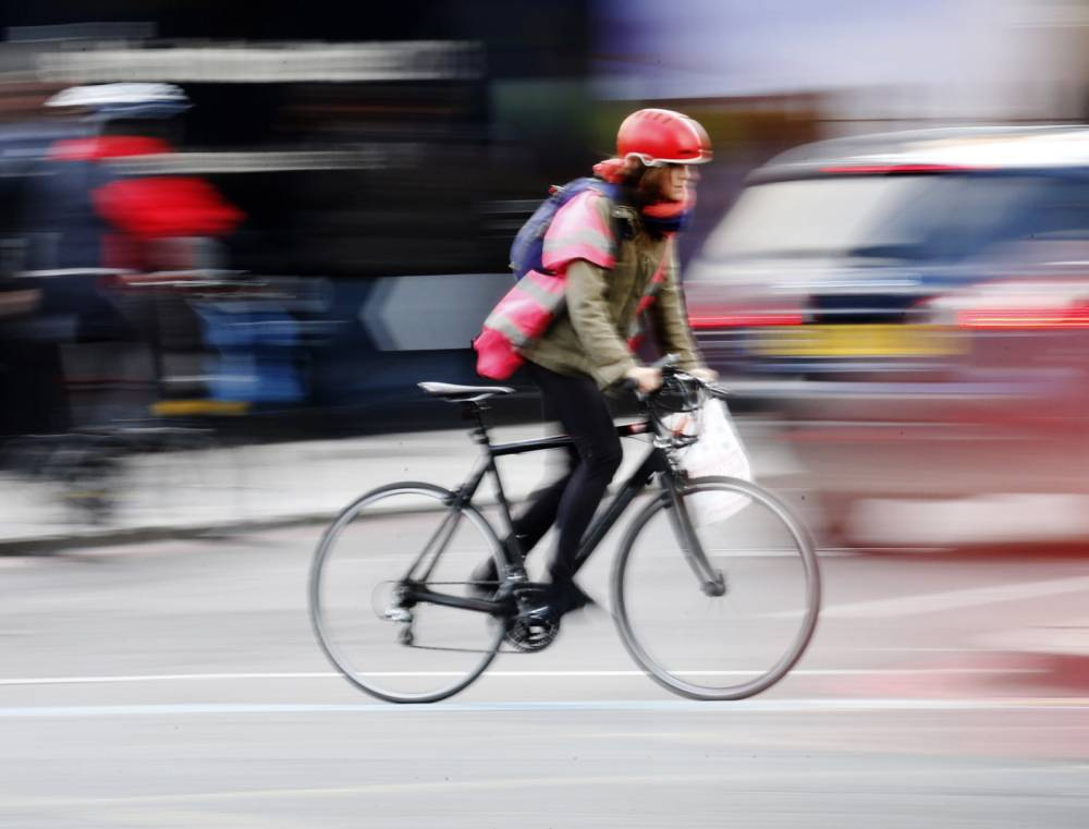 Boris Johnson wants to ban cyclists from wearing headphones