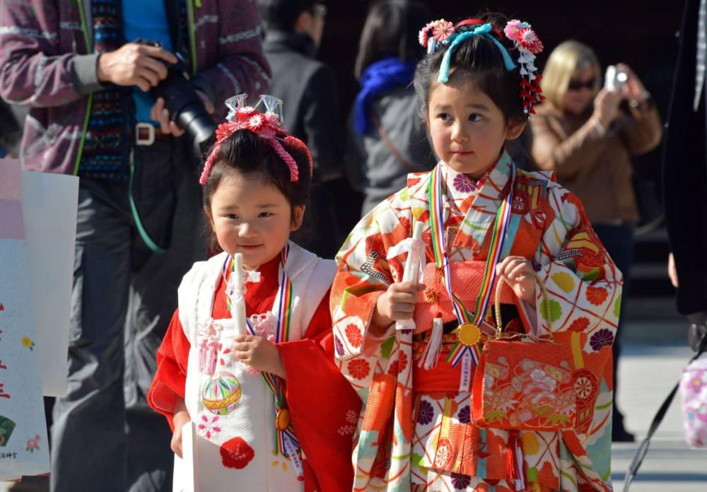 Gallery: Shichi-Go-San Festival (7-5-3 festival) in Japan