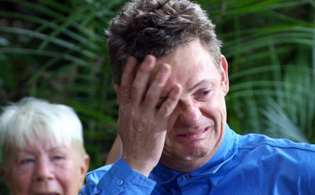 Will the next bushtucker trial prove too much for Matthew Wright? (Picture: Rex Features)