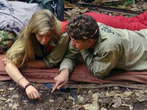 I'm A Celebrity 2013: Joey Essex and Amy Willerton on course for a rumble in the jungle