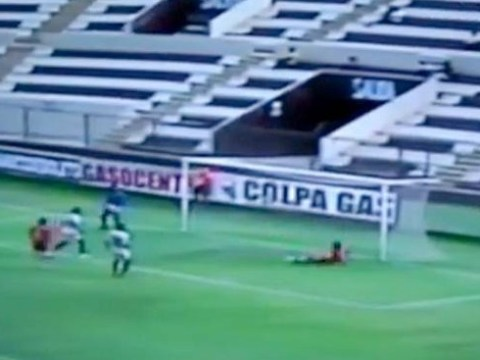 One of the worst open-goal misses of all time – video