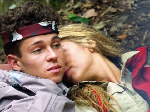 Amy Willerton and Joey Essex flirting on I'm A Celeb is unbearable says Rebecca Adlington