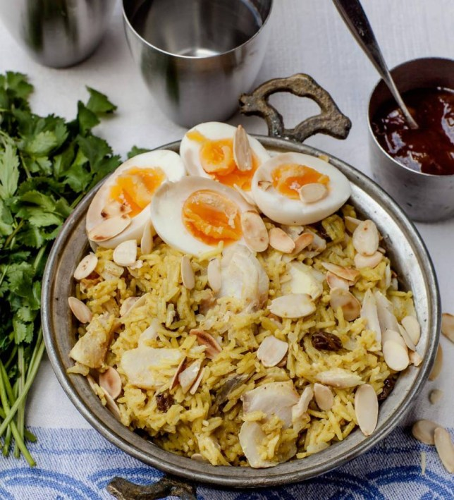 Coronation kedgeree (Picture: Chris Terry)