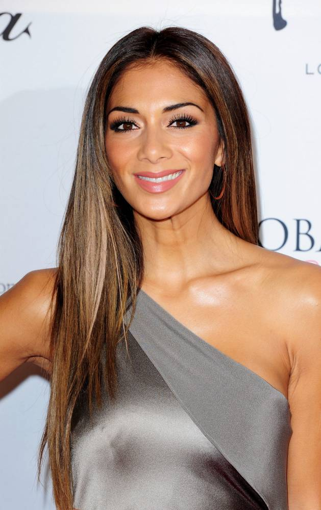 Nicole Scherzinger attending the Eva Longoria Global Gift Gala at ME London in central London. PRESS ASSOCIATION Photo. Picture date: Tuesday November 19, 2013. Photo credit should read: Ian West/PA Wire