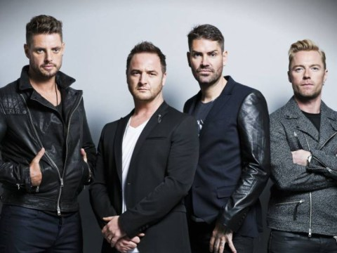 Boyzone: We're too old for competition, we're established men now