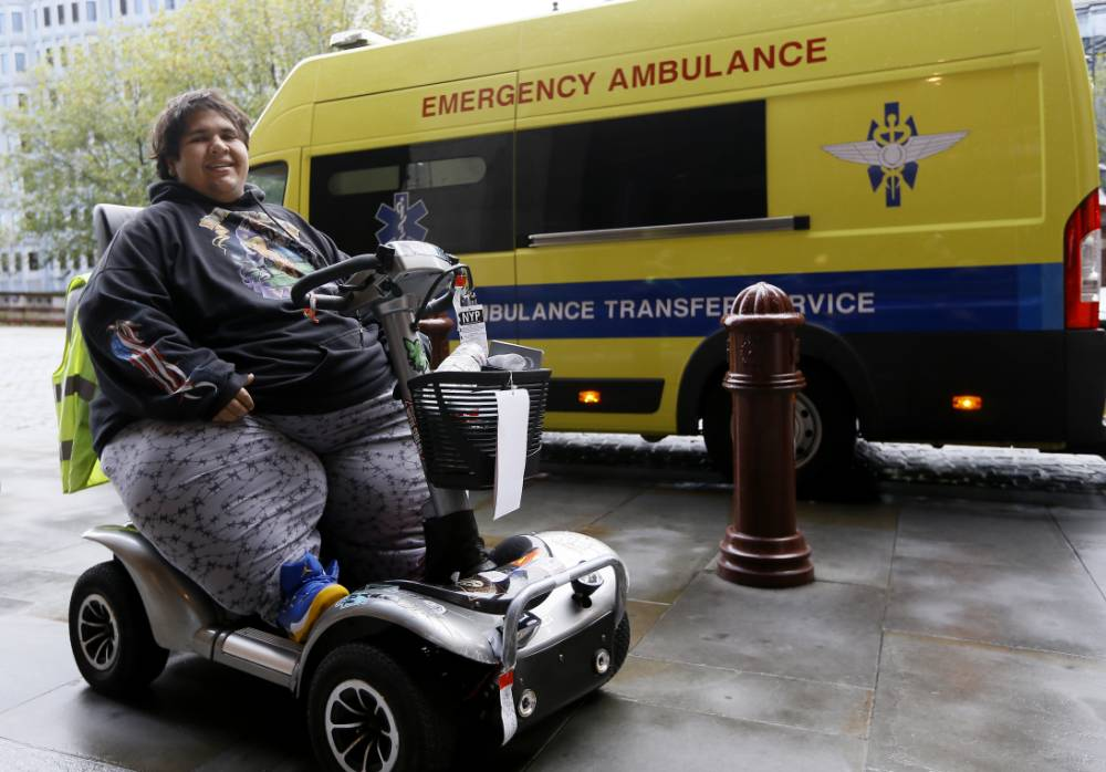 Kevin Chenais: P&O rescue 32-stone man turned away by Eurostar