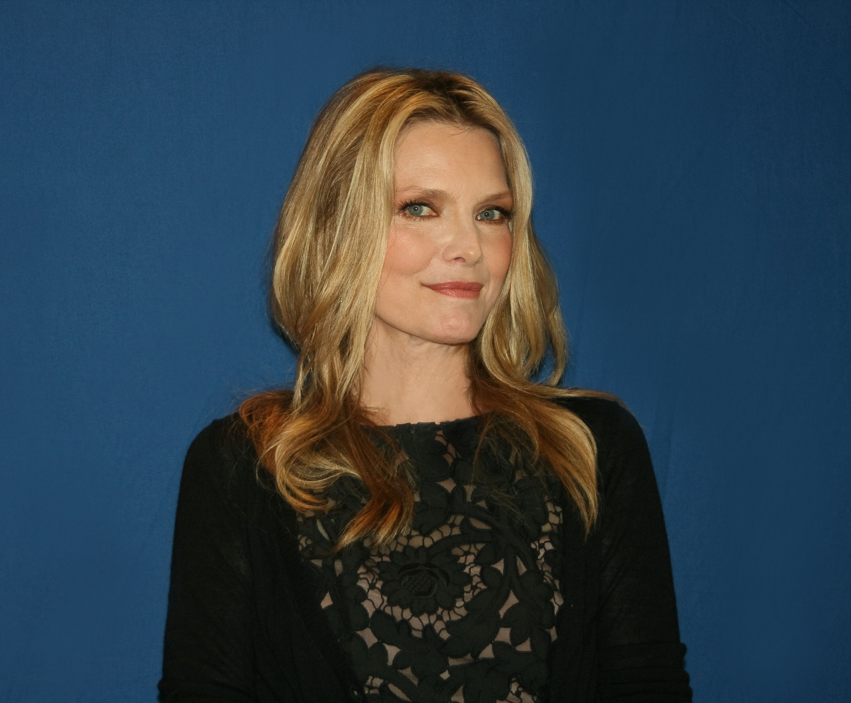 Michelle Pfeiffer: Now I can walk around naked! That's kind of nice