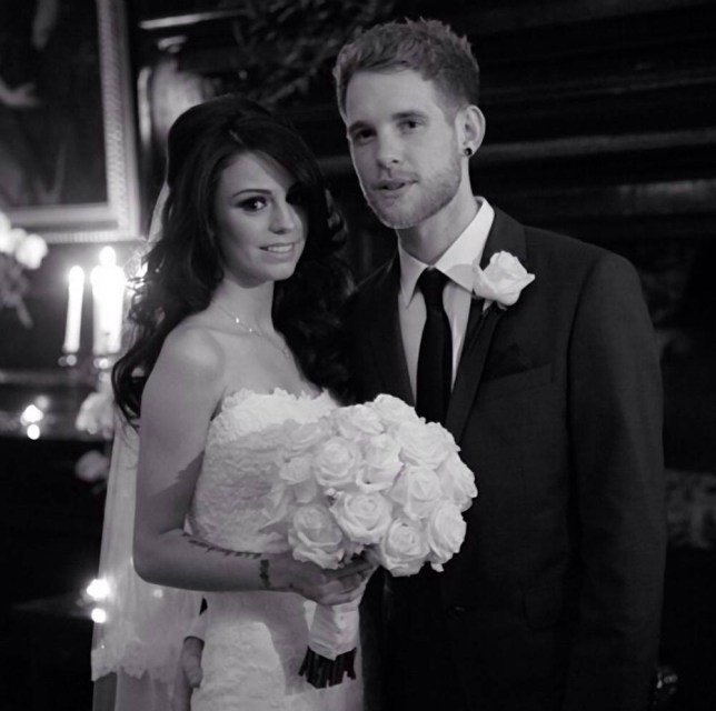 Cher Lloyd And Craig Monk Secret Wedding Cheryl Cole Congratulates