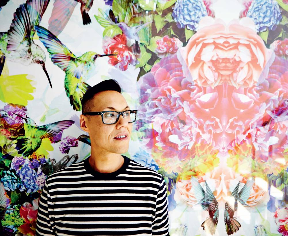 Gok Wan: I can't remember not being famous