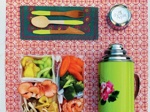 How to cook Gok's packed lunch broth
