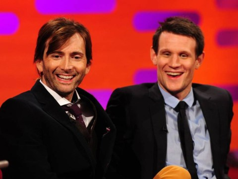 Doctor Who's David Tennant and Matt Smith promise Day Of The Doctor 'silliness'