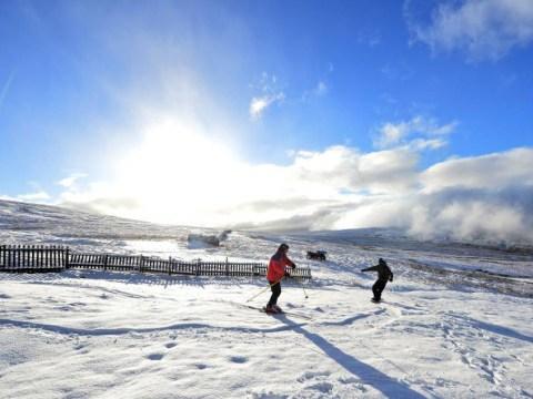 Gallery: Snow arrives in Cumbria