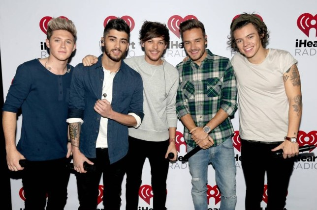 Harry Styles wants One Direction's next album to be more rock (Picture: Getty Images)