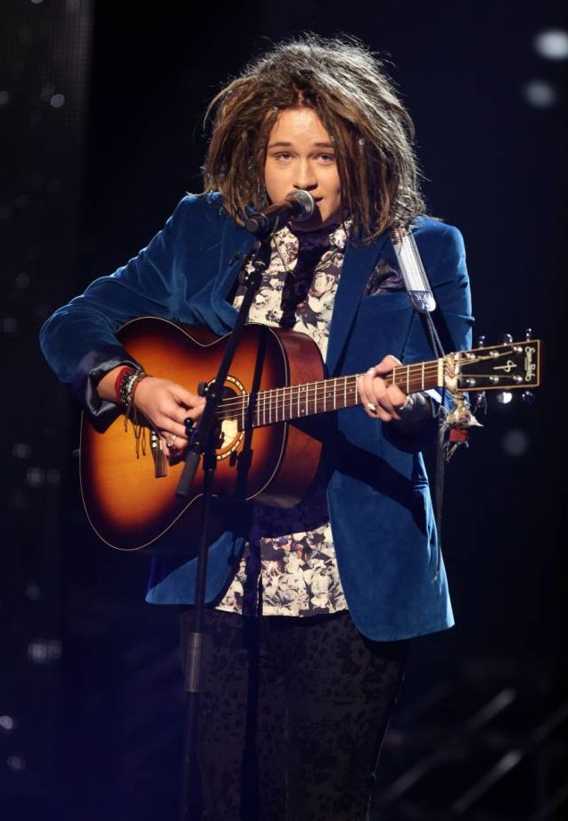 The X Factor 2013: I know people don't want me in the final, claims Luke Friend