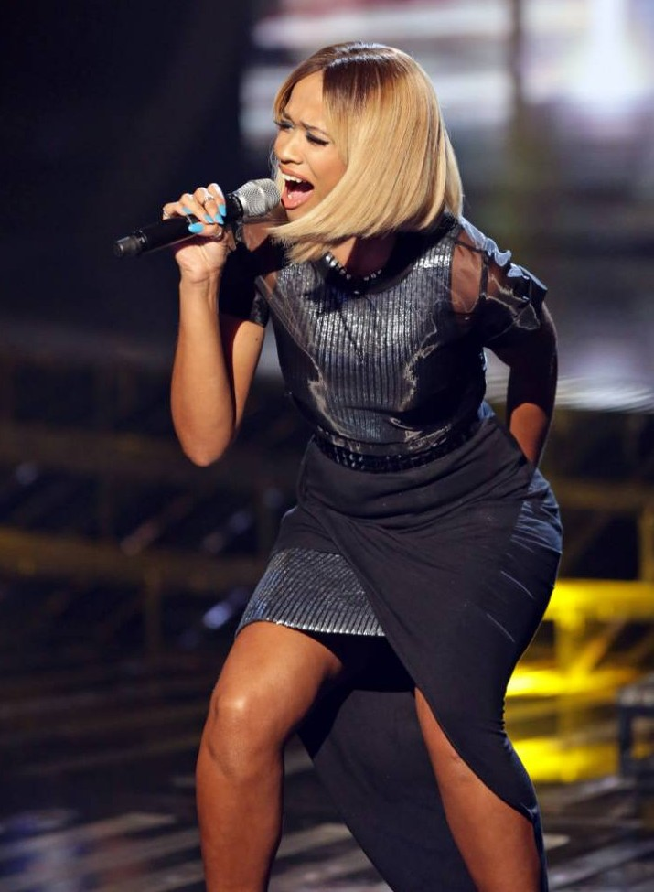 Has Tamera's luck finally run out? Singer is favourite for X Factor chop