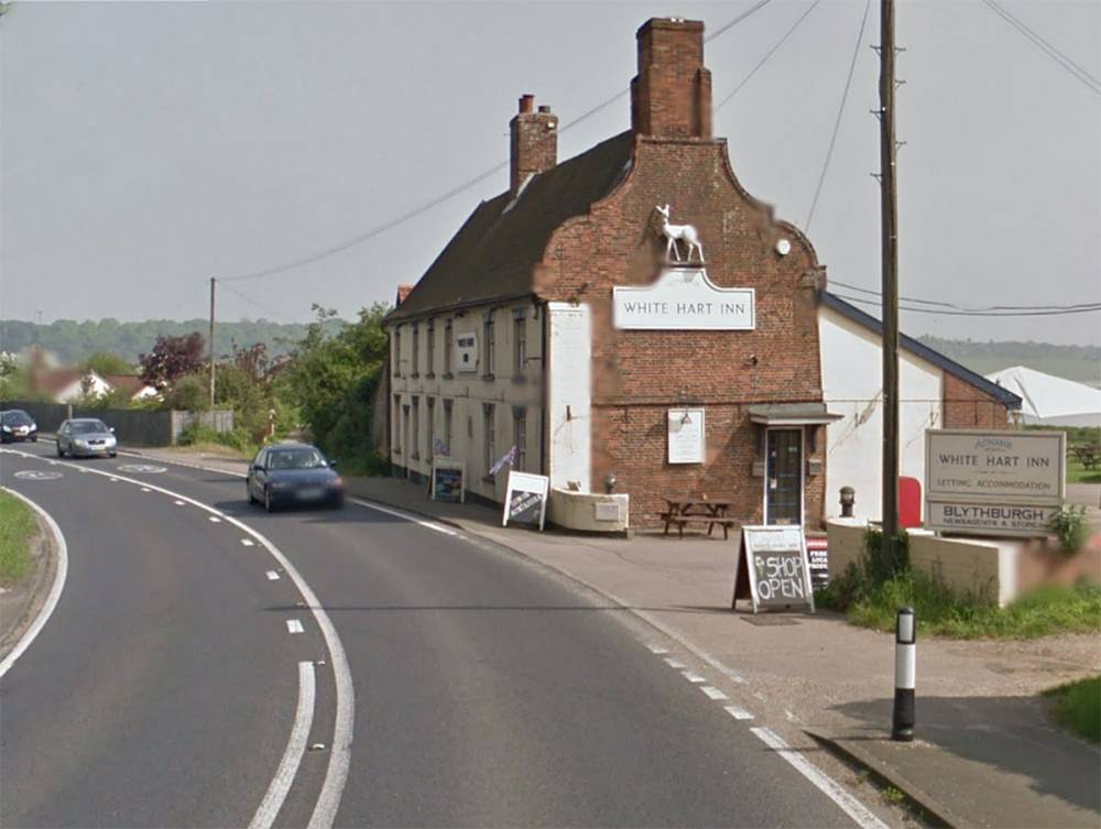 Two men killed and four injured in Blythburgh pub car crash