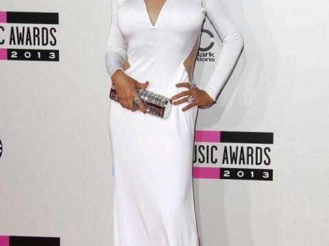 Christina Aguilera shows off dramatic weight loss as Naya Rivera steals the show at American Music Awards