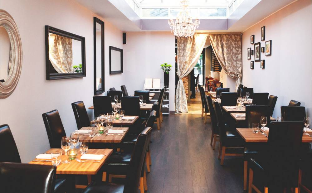 Augustine Kitchen has pedigree but the food and decor are letting the side down