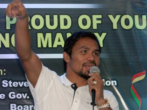 Pacquiao apologises for 'gay couples are worse than animals' comment