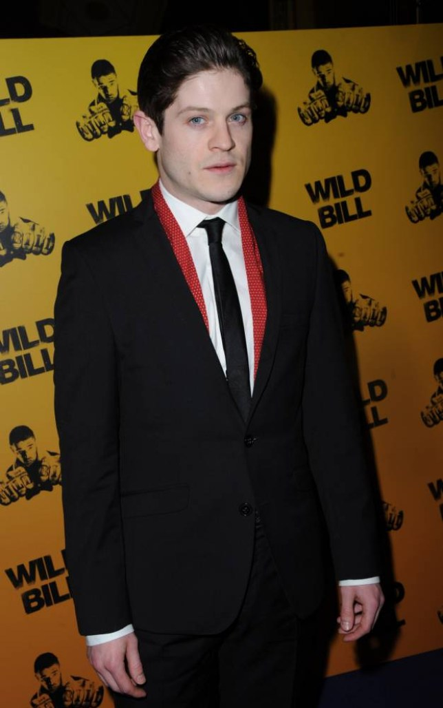 Iwan Rheon loves watching Withnail And I over and over again (Picture: Stuart Wilson/Getty)
