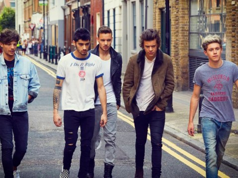 One Direction reveal their edgy side with Midnight Memories