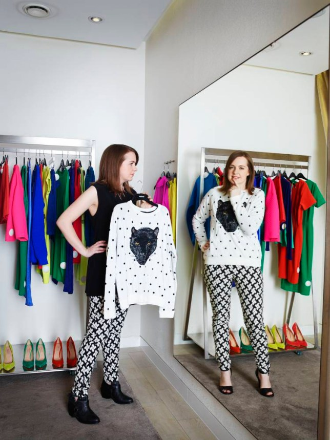 Jenny Griffiths founded Snap Fashion, which works by searching images not words (Picture: Dan Burn-Forti)