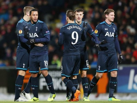 Tottenham top Europa League Group K with comfortable win over Tromso