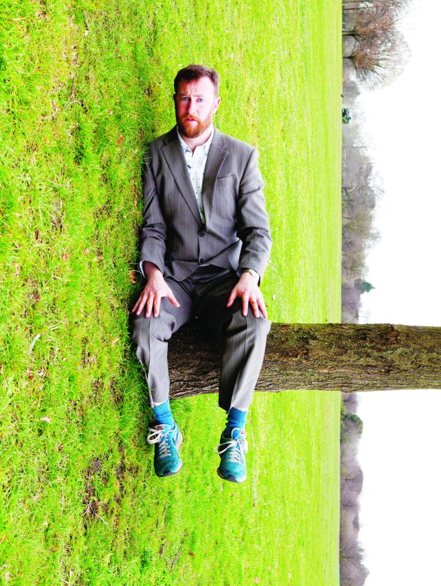 Alex Horne (Picture: Pete Le May)