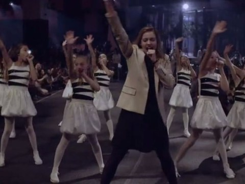 Watch: Arcade Fire stun with live music video for Afterlife at first YouTube Music Awards