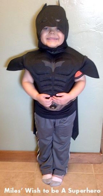 Batman, Miles