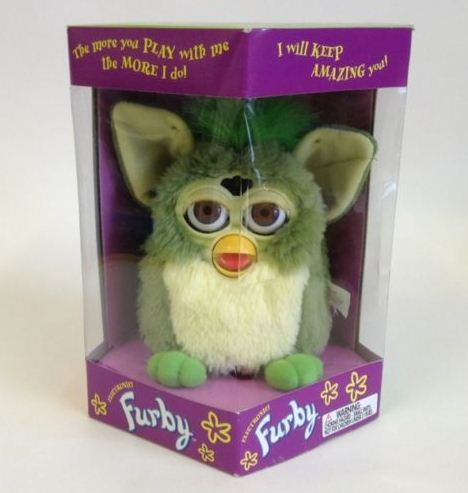 Christmas toys 2013: Furbies and the other worst toys from the '90s
