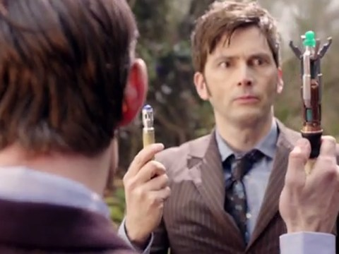 The Day Of The Doctor: Twelve frankly awesome moments from the new trailer