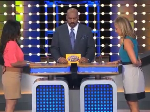 Family Feud contestant offers incredible answer to 'Name something you know about zombies'