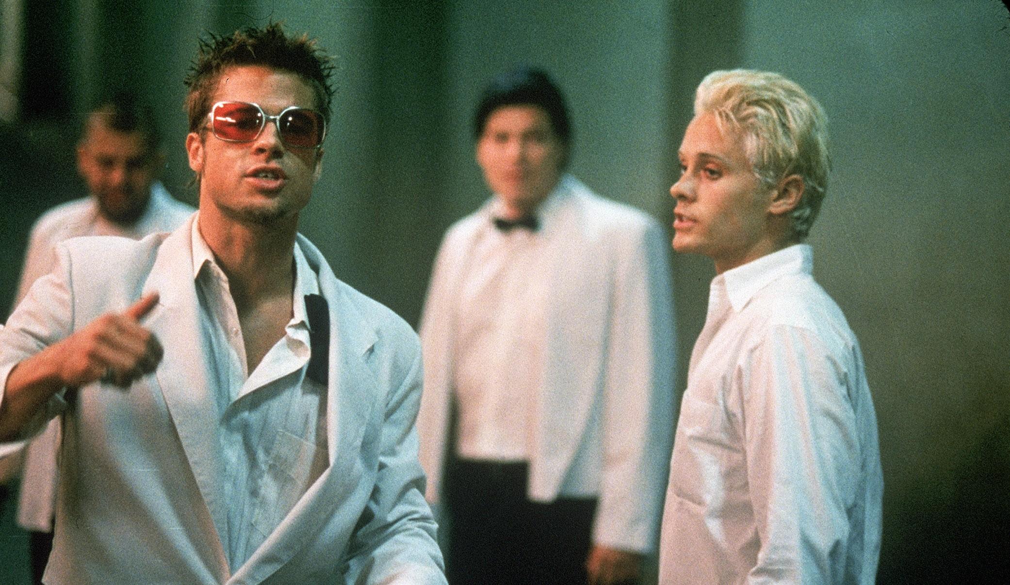 Film fan deletes Brad Pitt's Tyler Durden from Fight Club
