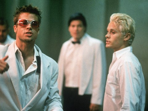 Film fan deletes Brad Pitt's Tyler Durden from Fight Club