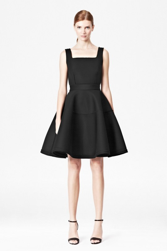 663d9fce76597 Christmas party dresses: French Connection Air-Alex flared dress, £210