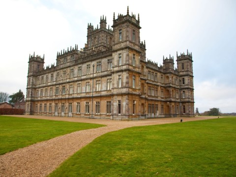 Six police officers injured at illegal rave near Downton Abbey castle