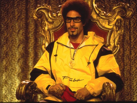 From the FBI-aii to the British Comedy Awards: Ali G's best bits
