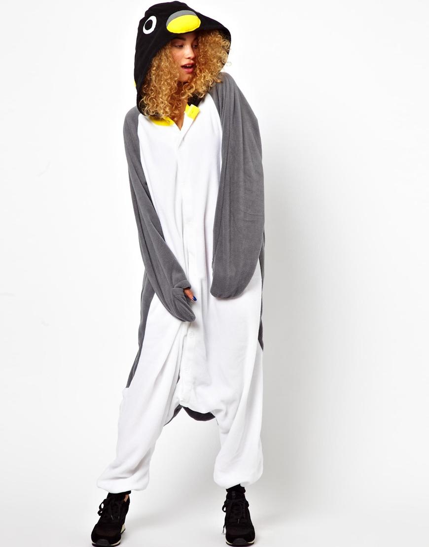 Kigu penguin onesie, £50