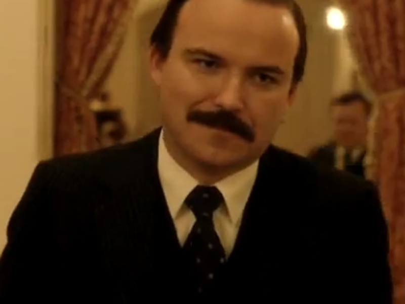 Rory Kinnear dons 70s facial hair, joins forces with Christopher Eccleston in Lucan trailer