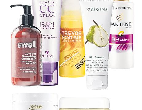 Products to keep winter hair at bay