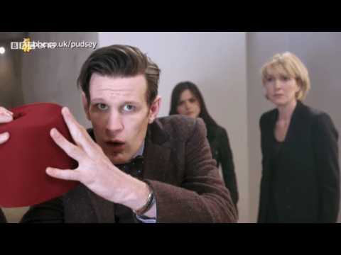 Doctor Who: Five things to get excited about in the Children in Need Day of the Doctor clip