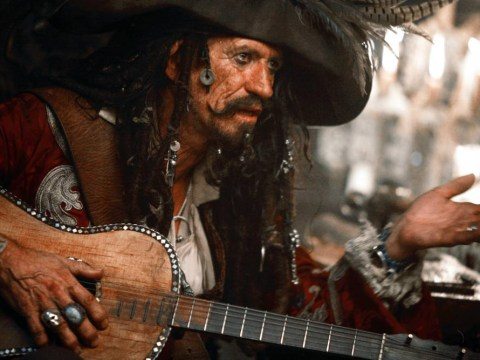 Keith Richards tipped for more seafaring action in Pirates Of The Caribbean 5