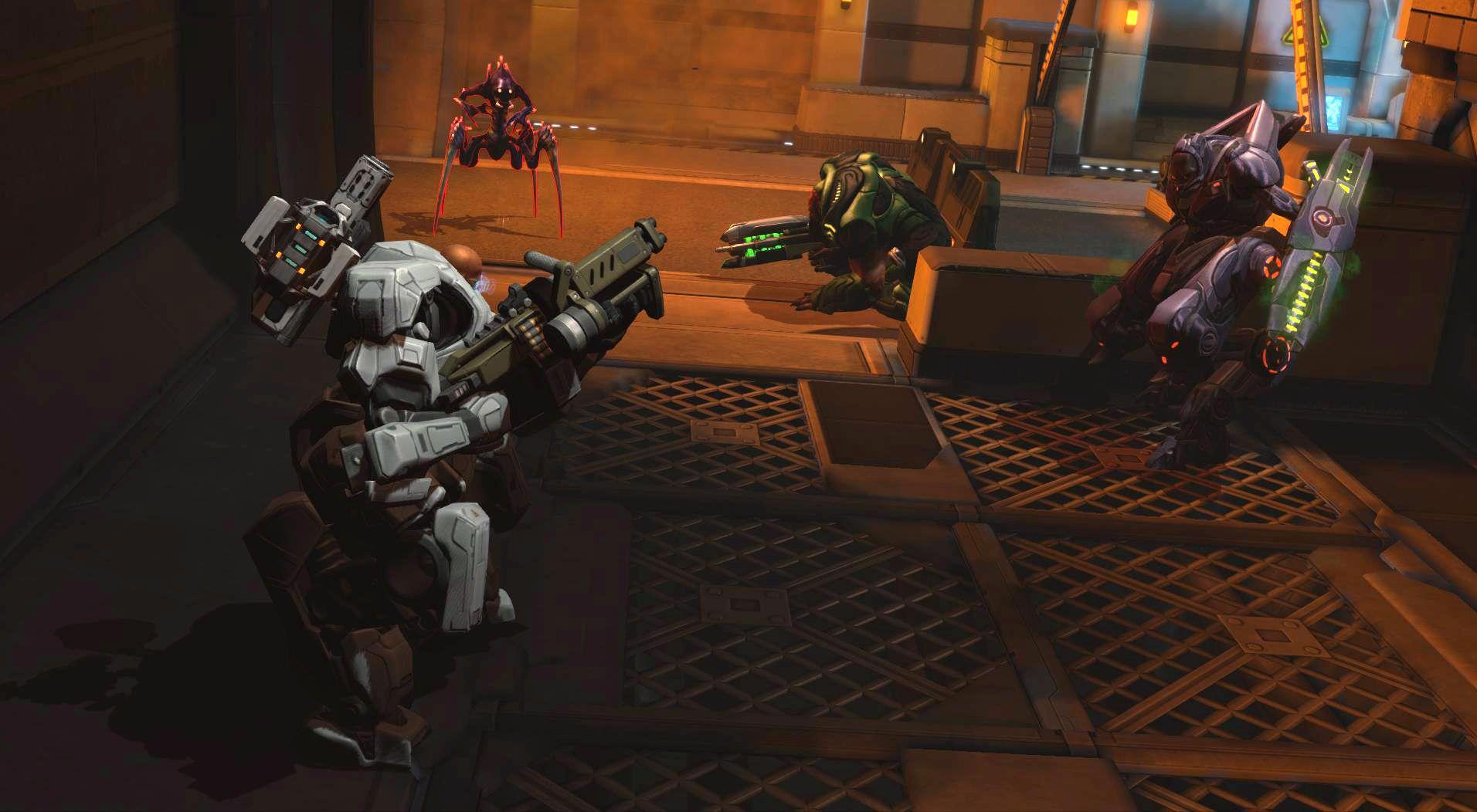 XCOM: Enemy Within (360) - cyborgs vs. aliens