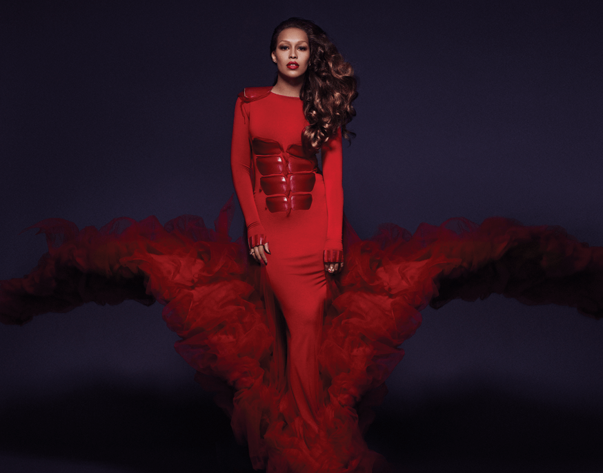 Rebecca Ferguson has revealed details about her new romance (Picture: RCA)