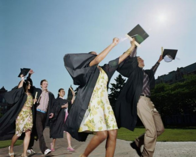 University graduate jobs crisis: Wages down 12%, debt up 60%