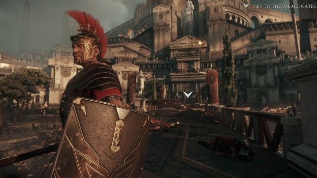Ryse: Son Of Rome - next Simple Simon